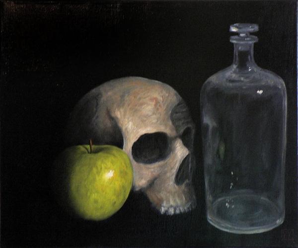 Assez Natures Mortes : Xavier Noël UM75
